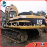 Le tracteur à chenilles 330b a employé le refroidissement par eau 2005/8000hrs d'Excavatrice-Pelle rétro de chenille Japon-Exportent 0.5~1.5cbm/30ton