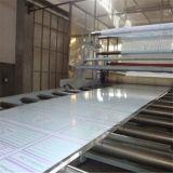 Feuille de polycarbonate estampée par soie faite sur commande pour la base de planche à roulettes