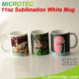 Prezzo basso della tazza di ceramica bianca