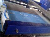 Rodillo automático para rodar la sola impresora no tejida de la pantalla del color