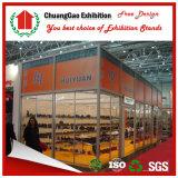 Stand personnalisé modulaire en aluminium de cabine d'exposition de salon