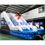子供のParadise Inflatable SlideかThe Outdoor Water Inflatable Slide
