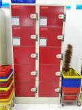De de Gebruikte School van het Metaal van de kleur Kast/Kast van de Gymnastiek