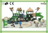De OpenluchtReeks van uitstekende kwaliteit van het Park van het Thema van de Dinosaurus van de Speelplaats Kaiqi