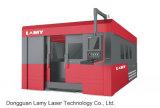 Machine de découpage chaude de laser de fibre en métal de vente