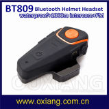 Watwrproof 1000m BT Interphone Bluetooth Motorcycle Motorbike Helmet Intercom Headset