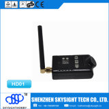 Sky-HD01 Aio 400MW 32CH Fpv Transmitter 1080P Wireless Transmitter pour Projector