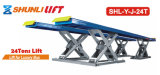 Vehicle resistente Scissor Lift, 24tons (SHL-Y-J-24T)