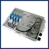 Faser Optik-FTTH Distribution Box1*16/Caja De Distribucion 16 Hilos