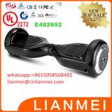 Электронная балансируя батарея цены 500W Samsung Hoverboard франтовского самоката колес дешевая