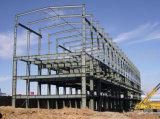 Edifício da construção da construção de aço