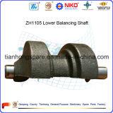 Zh1105 abbassano l'asta cilindrica d'equilibratura