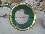 Fodere della ciotola/concavo e manto per i frantoi di Metso Symons Powerscreen Terex