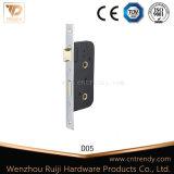 Corpo della serratura di portello del mortasare della stanza da bagno per l'asse di rotazione (D05)
