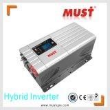 Inversor solar híbrido con el regulador solar de la carga de PWM