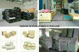 Kundenspezifische Verkaufs-im Freien Plastikrattan-hohe Tische und Stab-Schemel
