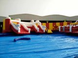 2016 neues Design Huge Inflatable Water Amusement Park für Sale