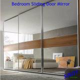 Specchio di alluminio della vernice a doppio foglio e grigia, vetro di alluminio dello specchio