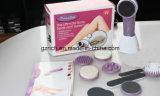 Schönheit Foot Derma Seta mit Adapter Foot Vibrating Massager