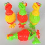 Juguete Screaming del pollo con el caramelo en los juguetes (131140)