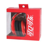 Populärer faltbarer Kopfhörer-preiswertester bunter Großhandelskopfhörer