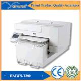 Máquina de impressão industrial DTG Satin Ribbon Impressora Têxtil Digital