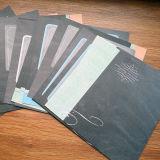 Le papier fait sur commande de Scrapbooking de qualité conçoit le paquet de papier de modèle