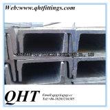 Канал стандартного канала A36 Ss400 Q235 Q345 JIS GB стальной