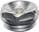 Латунный клапан радиатора (A. 7020)