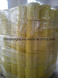 Шпагат UV предохранения желтый хлеща