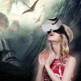Realmente 360 virtuali Vr Shinecon 3.0 in vetri 3D