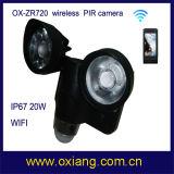 WiFi防水PIRの軽いカメラ