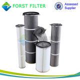 Filtro de ar da filtragem da poeira de Forst