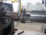 El acero inoxidable automático acuñó la soldadora de la pantalla de Johnson del alambre