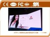 A presión el panel de pared video al aire libre de aluminio de la pantalla de visualización de LED del alquiler de la fundición P5.95 SMD LED para al aire libre