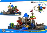 Series Bright Color Big Children Playground Funny와 Pupular Toy 해적