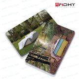 Карточка Monza R6 Пластичная Франтовская RFID