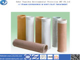 Custodia di filtro acrilica non tessuta del sacchetto filtro per l'accumulazione di polvere con il campione libero