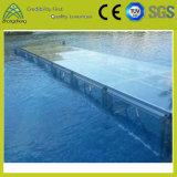 Fase acrilica di alluminio della strumentazione esterna di prestazione