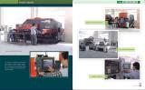 Walk-in Testende Kamers van de Temperatuur voor Automobiel