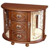 特別なデザイン贅沢な宝石類の収納箱はとの引出しを増加する