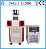 リング、ブレスレット、総義歯のための宝石類レーザーのスポット溶接か溶接工機械