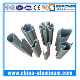 Profilo di alluminio anodizzato duro della parentesi di alluminio (espulsione della T-Scanalatura)