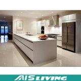 Het nieuwe van het Ontwerp MDF/van pvc Meubilair van Keukenkasten (ais-K022)