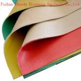 Folha de borracha industrial colorida da qualidade de Hight para a venda (1.5mm-20mm)