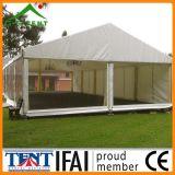 Écran transparent de tente de noce de chapiteau de jardin