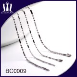Cheap Steel Ball Bead Chain Necklace Jewelry