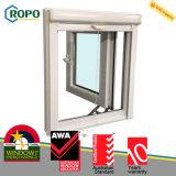 Disegno di plastica della finestra della stoffa per tendine dell'isolamento termico UPVC di Veka 70mm