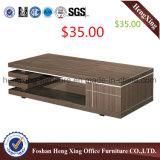 Petite table basse en bois latérale du thé $15 (HX-CT0109)