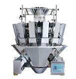 Автоматические 10 головок веся машину пакета еды материалов зерна скачками (XY-90BSD)